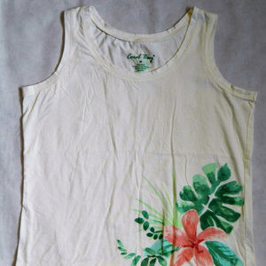 Coral Bay Ivory Top M